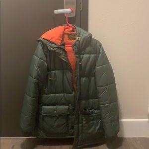 Obey winter coat/rain coat.